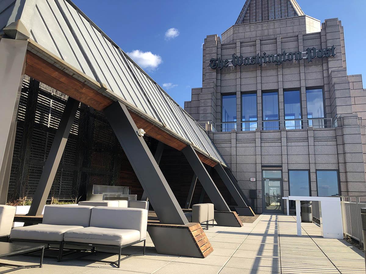 RH Strategic DC office - Rooftop